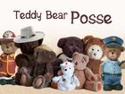 Teddy bears for first responders
