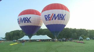 Lansing Balloon Festival takes flight