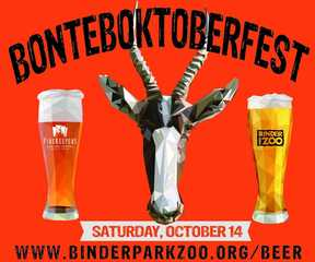 Bonteboktoberfest Brews at the Zoo