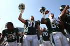 Meet the MSU football team at Meet the Spartans