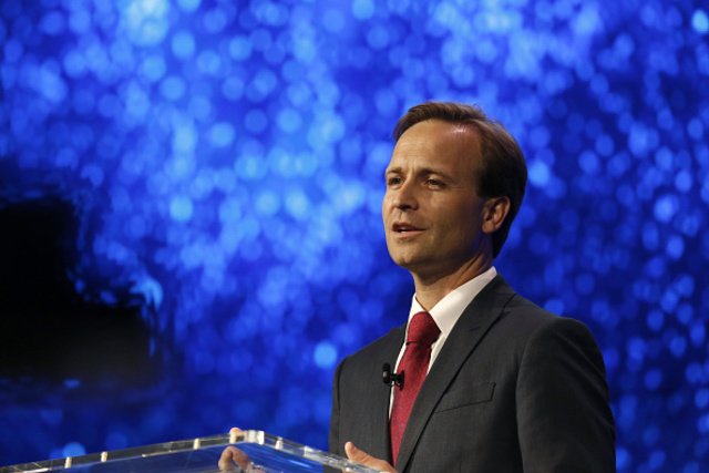Lt. Gov. Calley alludes to run for governor