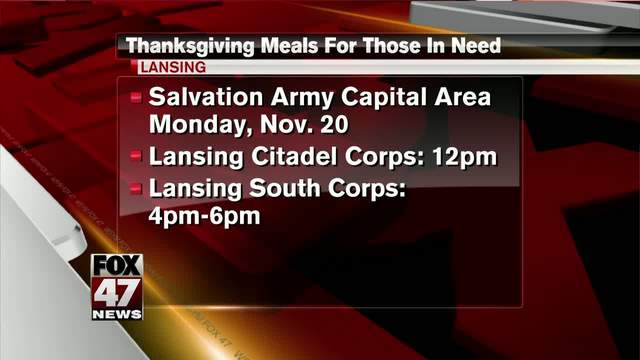 Helena's free Thanksgiving meal is open to everyone