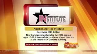The INstitute of Dancers - 11-22-17