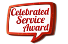 2018 Celebrated Service award winners announced