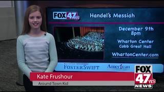 Around Town Kids 12/8/17: Handel's Messiah