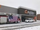 Ashley HomeStore holds ribbon cutting ceremony