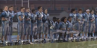 Players who knelt during anthem to be recognized