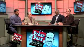 Press Pass All Stars: 12/10/17