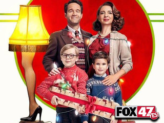 Watch A Christmas Story LIVE tomorrow at 7PM!