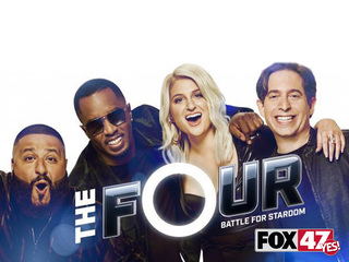 All new The Four tonight at 8PM on FOX 47!
