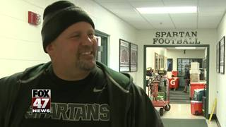 Man makes Michigan State bowl trip possible