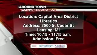 Around Town 1/2/18: Zoo in Your Neighborhood