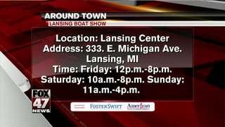 Around Town 1/4/18: Lansing Boat Show H20-18
