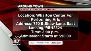 Around Town 1/5/18: Lansing Symphony Orchestra