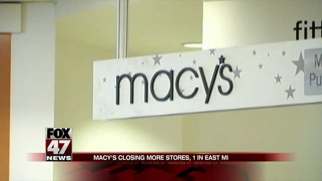 Retail giant Macy's announces 5000 job cuts and more store closures