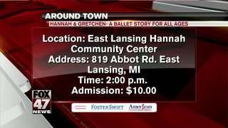 Around Town 1/12/18: Hannah & Gretchen