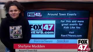 Around Town Kids 1/12/18: MLK Jazz Concert