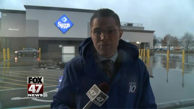 The south Lansing Sam's Club location will be back open for a little while... FOX 47 News