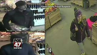 Eaton Co. Sheriffs search for fraud suspects