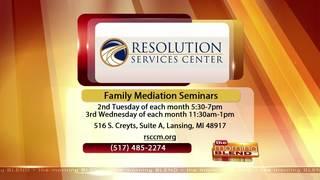 Resolution Services Center - 1/18/18