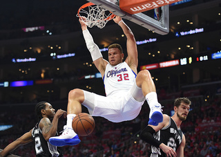 Pistons' Blake Griffin shocked by trade