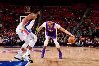 Anthony Davis-led Pelicans beat Pistons 118-103