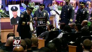 Detroit officer honored for compassion