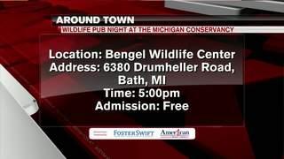 Around Town 2/21/18: Wildlife Pub Night