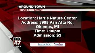 Around Town 2/28/18: Howl at the Moon