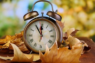 End of daylight saving time can save you money
