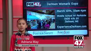Around Town Kids 3/9/18: Jackson Women's Expo