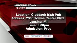 Around Town 3/15/18: Claddagh Irish Pub