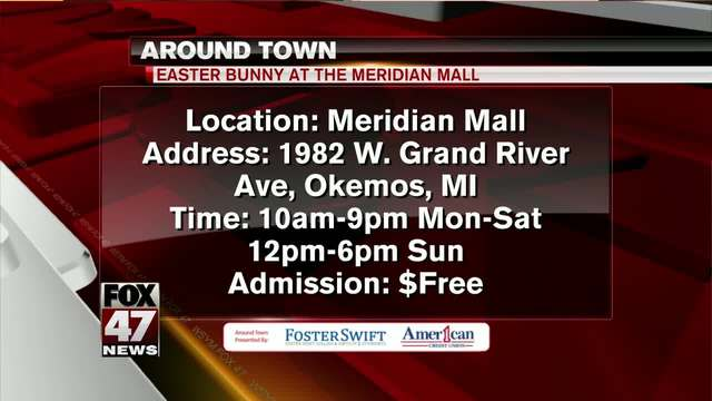 Area Easter egg hunts for kids