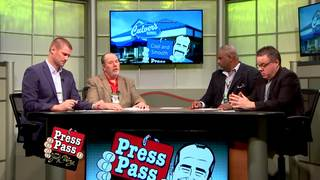Press Pass All Stars: 4/22/18