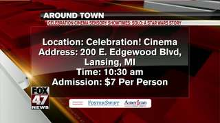 Around Town 5/24: Celebration Cinema Sensory