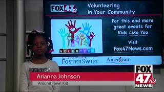 Around Town Kids 5/25: Community Volunteering