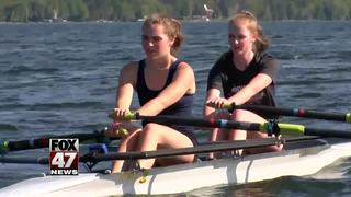 Michigan rowing team heads to nationals
