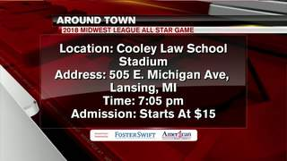 Around Town 6/18/18: Midwest League All Star Gam