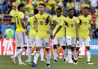 Changes coming to Colombia's team after loss