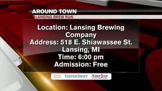 Around Town 7/10/18: Lansing Brew Run