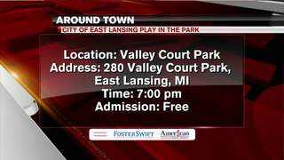 Around Town 7/16/18: E. Lansing Play in the Park