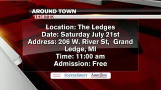 Around Town 7/19/18: The 5:01K