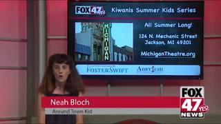Around Town Kids 7/20/18: Summer Kids Series