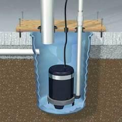 Preventative maintenance for sump pumps