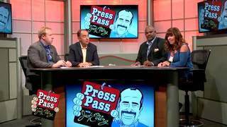 Press Pass All Stars: 8/12/18