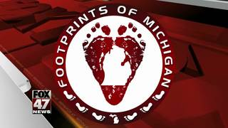 Yes! Grant 9/6/18: Footprints of Michigan