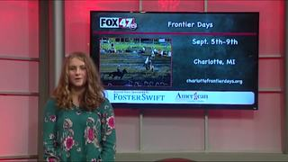 Around Town Kids 9/7/18: Charlotte Frontier Days