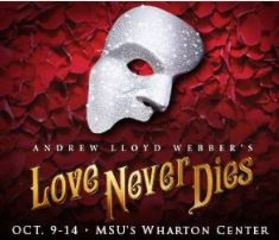 Enter to win the Love Never Dies Giveaway!