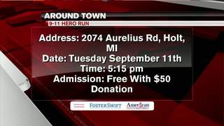 Around Town 9/10/18 - 9-11 Hero Run