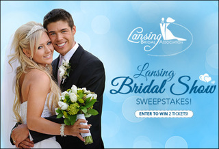 Enter to win tickets to the Lansing Bridal Show